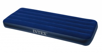 Надувной матрас Intex Classic Downy Bed, 76x191x22cм, 68950